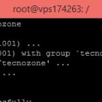 Instalar y configurar proFTPd