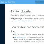 Mandar un mensaje a Twitter (tweet) con PHP