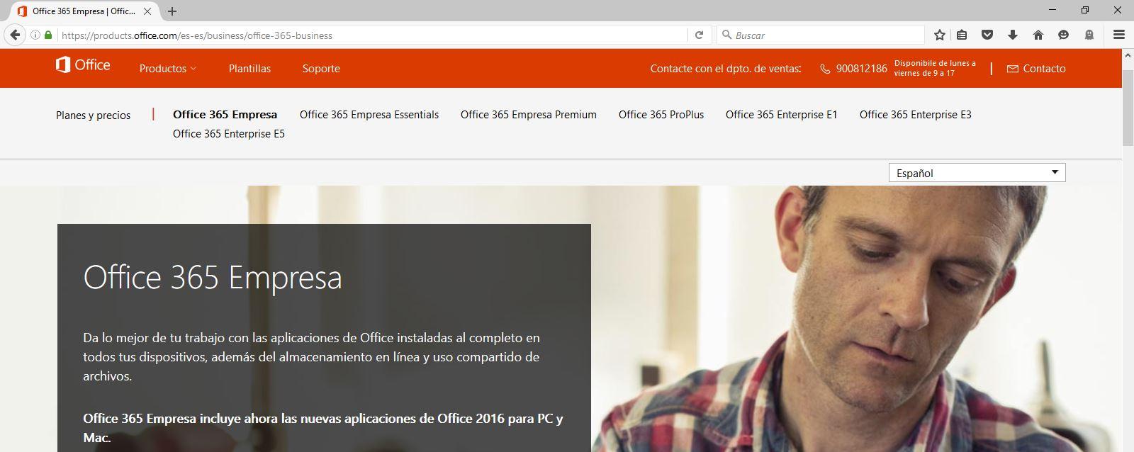 Office 365 empresas