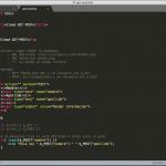 Ordenando el código en PHP